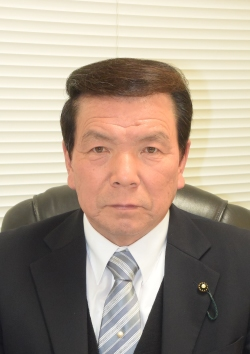 JA碓氷安中 代表理事組合長 須藤 幸男
